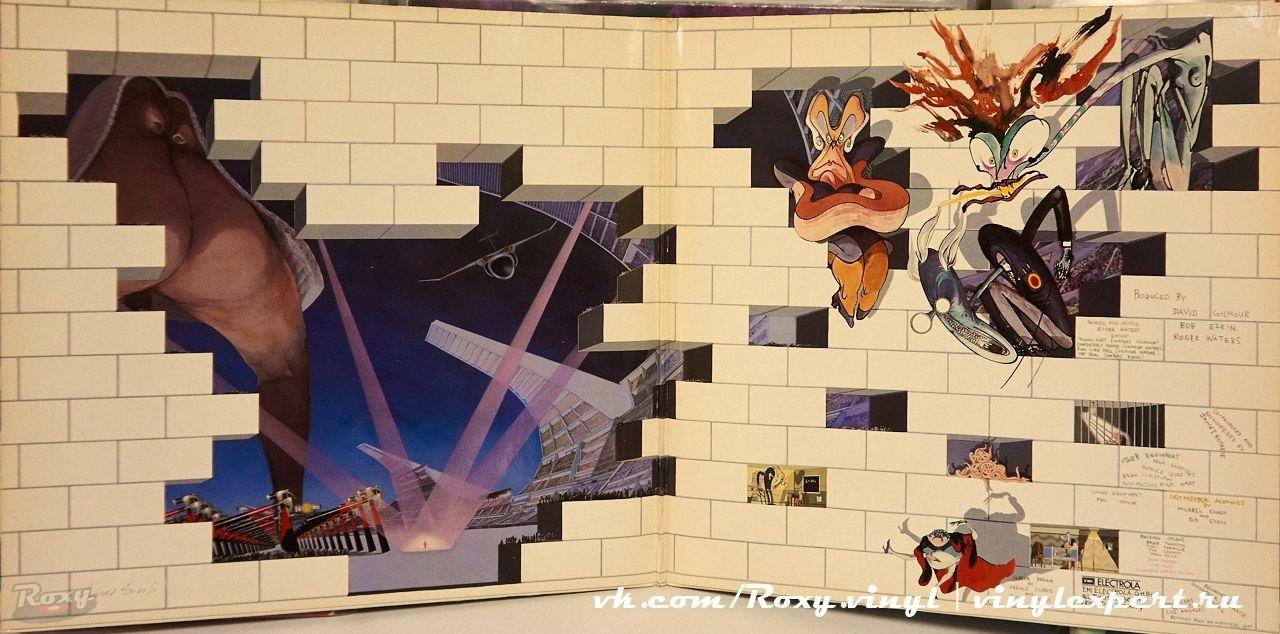 The wall floyd анимированный онлайн видео смотреть pink концерт